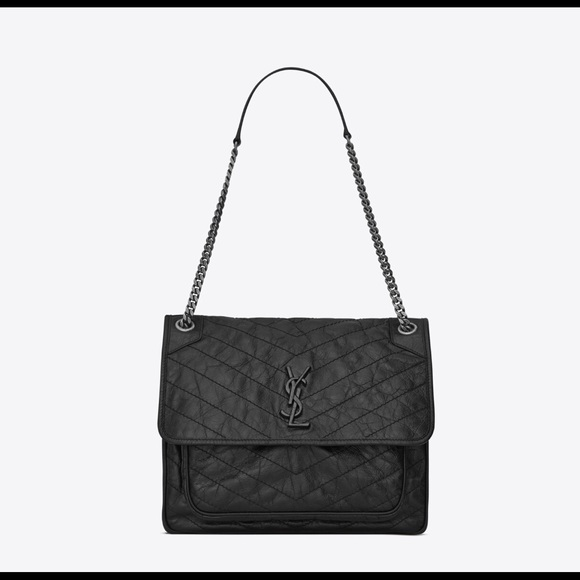 aeaa554f806f M 5b93d6f1baebf633424a418a. Other Bags you may like. Yves Saint Laurent ...